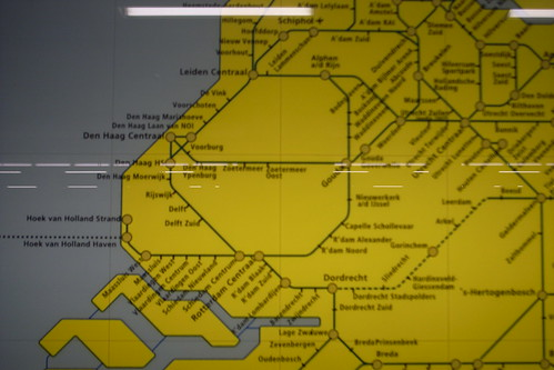 dutch railways map