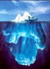 iceberg | by missdarlene