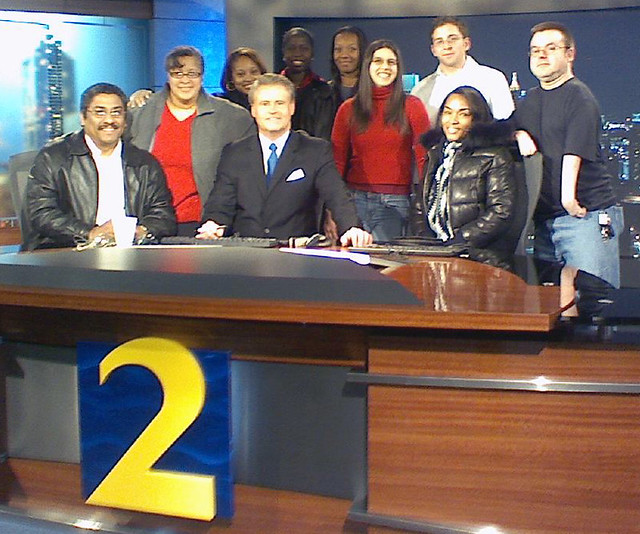 The New Channel 2 News Crew 2 | Alexander Williams | Flickr