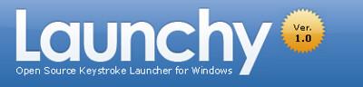 Launchy The Open Source Keystroke Launcher for Windows ...
