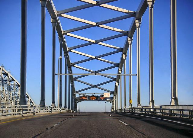 Blue Water Bridge HDR *