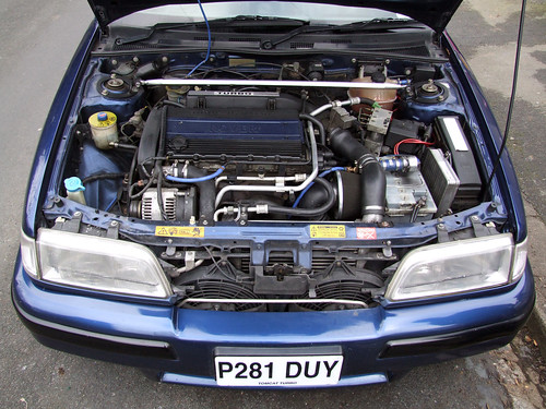 Rover Coupe Turbo 008   by myfrozenlife