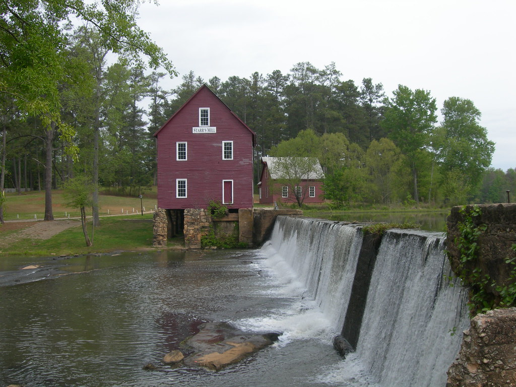 Starr's Mill and Dam