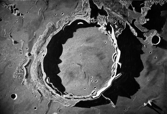 Crater Archimedes* Sketch 19/08/18