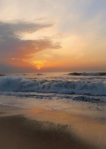 madras shoreline india tamilnadu