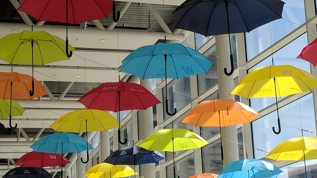 ADHD Umbrella Project 2018 Neurodiversity Autism