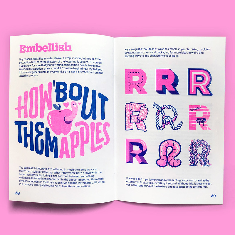 An introduction to expressive lettering