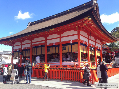 9 Hari Babymoon ke Jepang - Fushimi Inari Hall | by deffa_utama