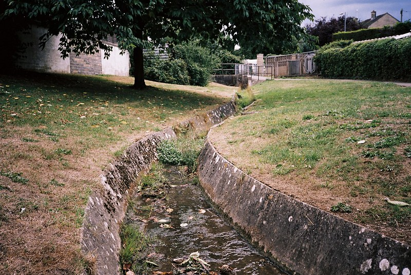 Brislington Brook in Whitchurch