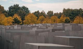 Memorial to the Murdered Jews of Europe - Holocaust Memorial in Berlin