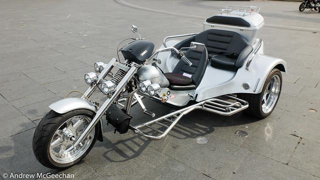 2007 Rewaco HS5 1800cc trike.