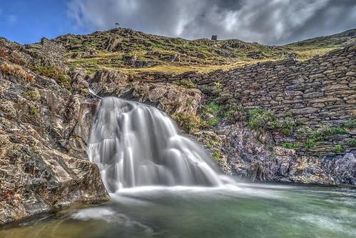 Watkins Trail Waterfall