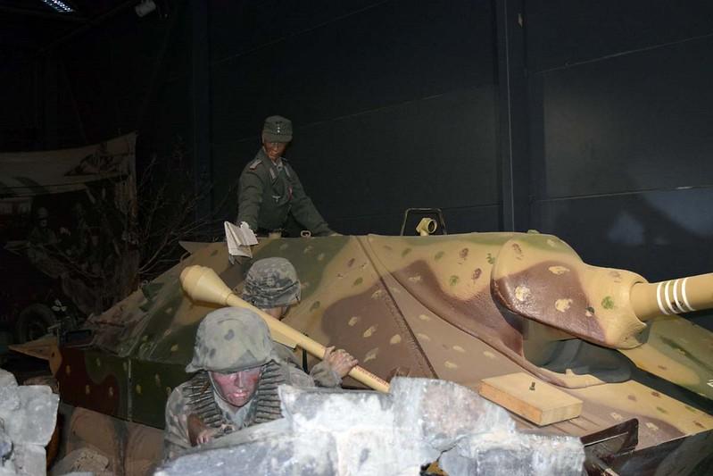 Traqueurs Jagdpanzer 38(F) 2