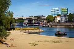 Summer in the city of Arnhem