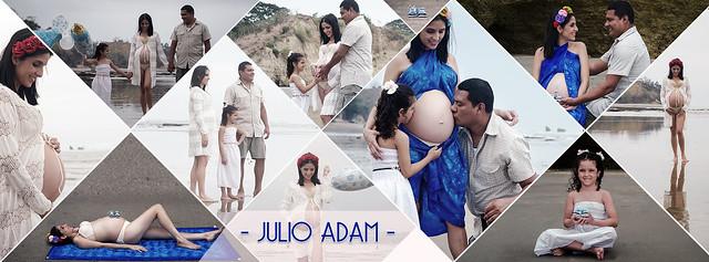Sesión   Julio, Ricardina, Lia & Julio Adam