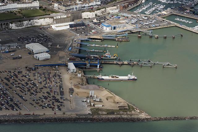 Ramsgate aerial image