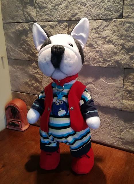 Bulldog Personalizado