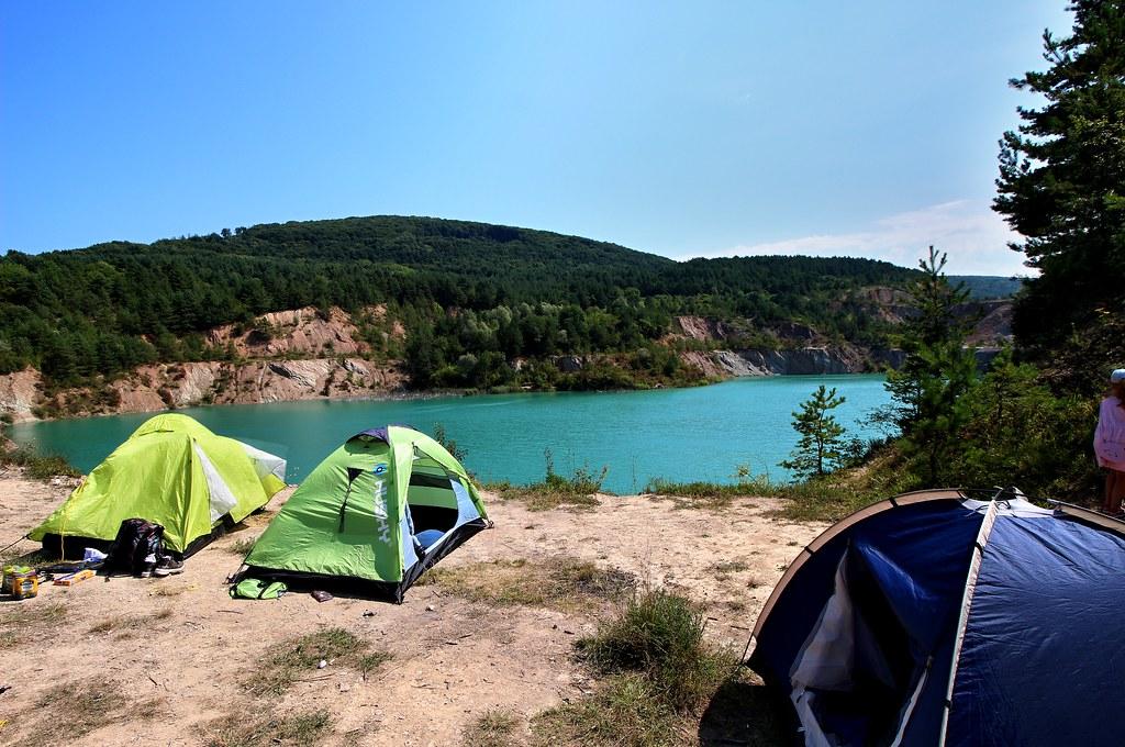 Skrabské lom, quarry in Prešov region, Slovakia   Read more