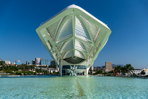 museum tomorrow museumoftomorrow blue sky bluesky architecture fav100 fav50 fav125 travel fav200 fav250 santiagocalatrava calatrava