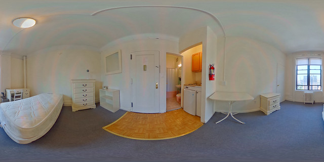 Click for 360 view - 110th St Studio Single