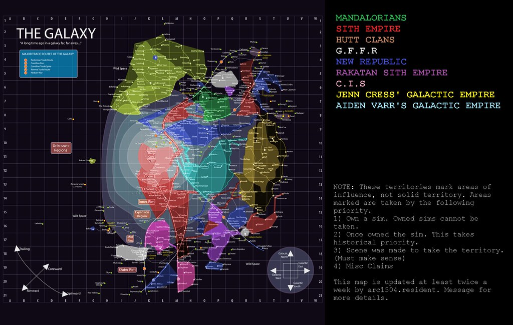 SWRP Galaxy Map | Sith Take Rintonne | Jekai Almec | Flickr on continents map, hotspot map, lightning map, asteroid map, google map, universe map, local supercluster map, astronomy map, sun map, spectrum map, solar system map, supreme map, science map, custom map, milky way map, world map, constellation map, venus map, usa map, classic map,