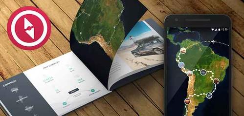 Polarsteps per iOS e Android - molto più di un diario di viaggio!