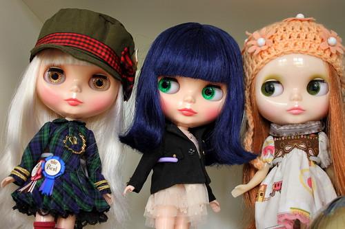 Fee, Tilda & Imina