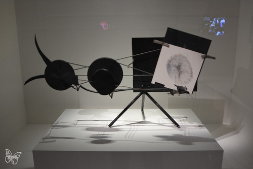 Artists Robots -  Jean Tinguely   by Butterfly Art News