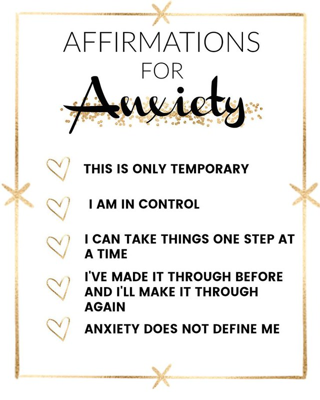 Trust Quotes : Affirmations that help with anxiety | affir ...