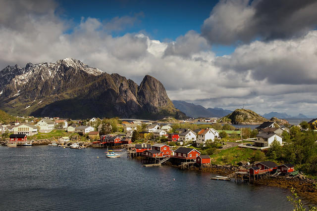 Reine @ The Lofoten Islands 2018