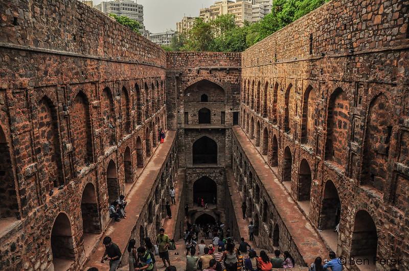 Delhi, Stepwell Agrasen ki Baoli, India