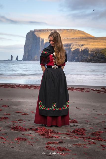 National costume of the Faroe
