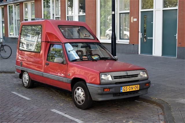 Renault Express 1.4 Aut 1993