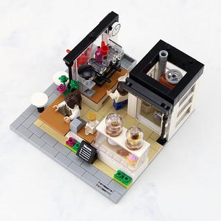 DOLLY COFFEE   by LEGO 7