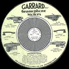 Garrard Centre Strobe