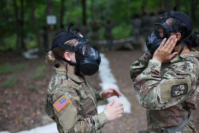 6th Regiment, Basic Camp- CBRN