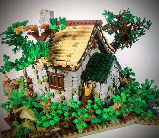 LEGO Cottage   by pangelovmarinov