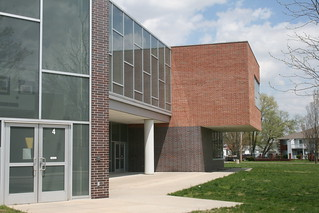 School in Columbus Indiana designed by Chicago Architect Ralph Johnson | by born1945