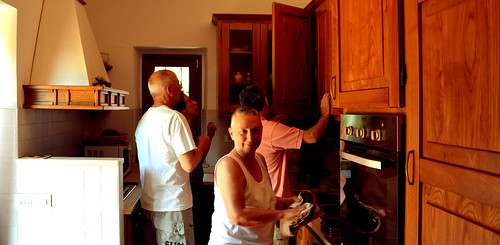 Tutti in cucina