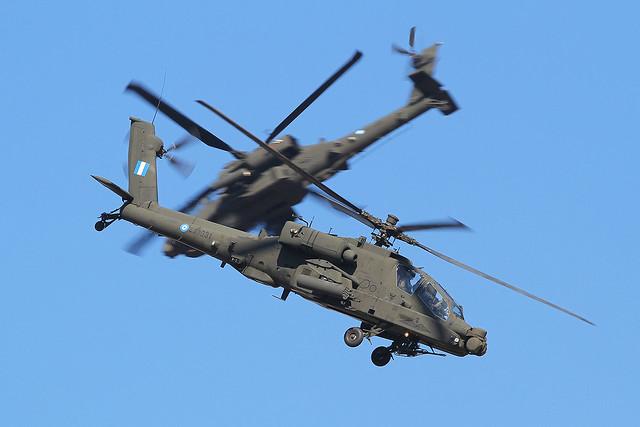 ES1031, McDonnell Douglas AH-64D Hellenic Army @ Tanagra LGTG