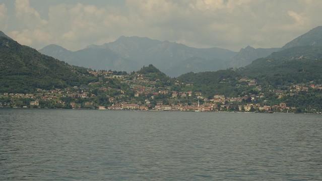 Lake Como, Menaggio seen from the lake [14.07.2018]