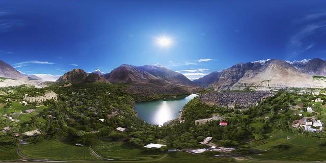 Uper Kachura Lake