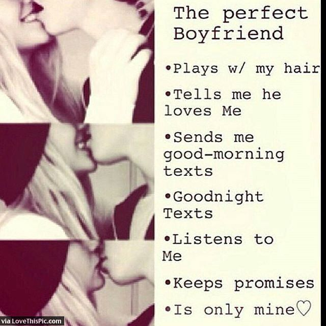 Love : The Perfect Boyfriend | Quotes and inspiration about ...