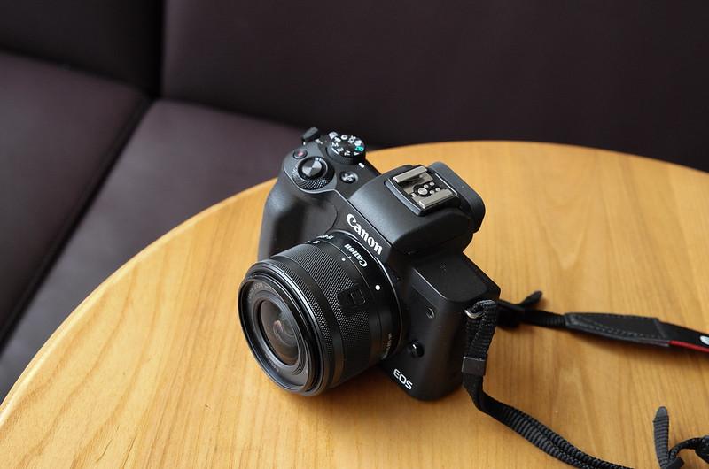 Canon EOS M50 BLOG