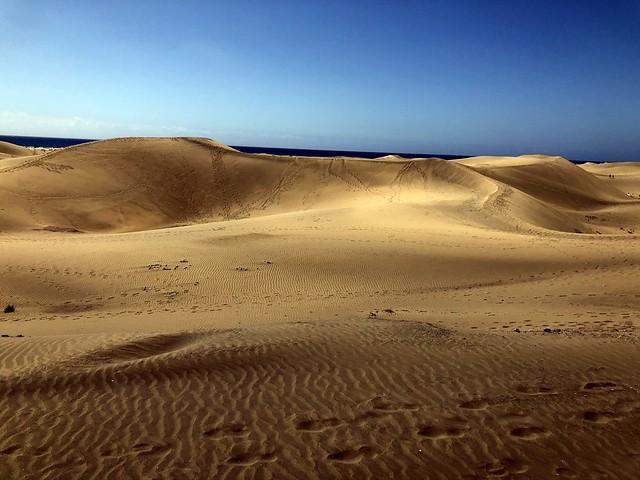 Gran Canaria - Dunes of Maspalomas