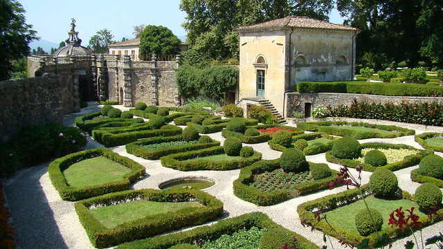 Villa Torrigiani, Camigliano Toscane Italy 2
