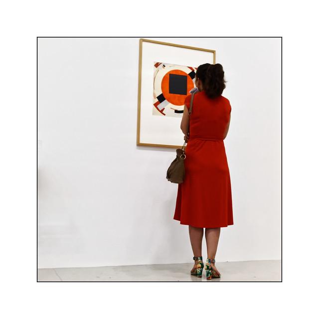 La Femme en rouge  - N°3 -