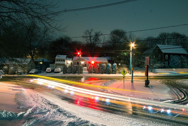 Night-Exposure-Snow