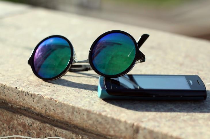 ee465927cf En esta temporada de vacaciones se impone el metal en tus gafas de ...