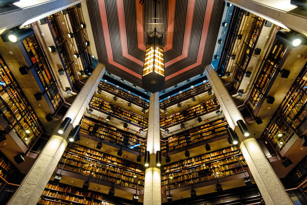 U of T Library 4110